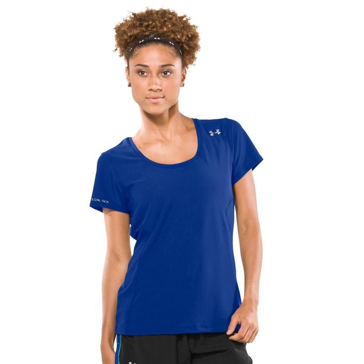 Under Armour Women's coldblack Training T-Shirt