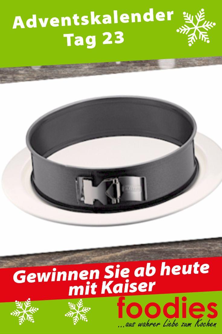 Foodies Aus Wahrer Liebe Zum Kochen Adventskalender Adventskalender Gewinnspiel Und Mitmachen Und Gewinnen
