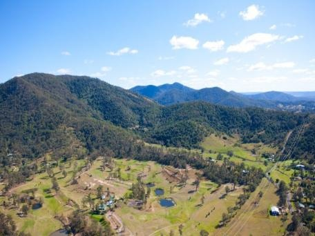The Samford Valley, Queensland