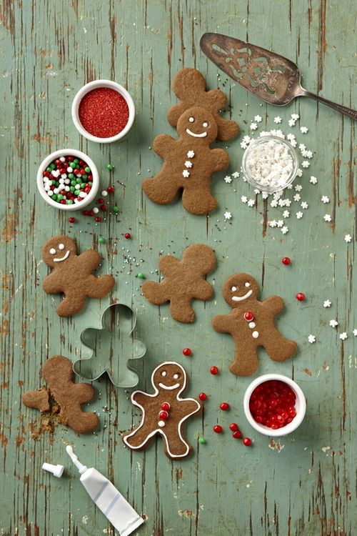 ....to make Gingerbread.