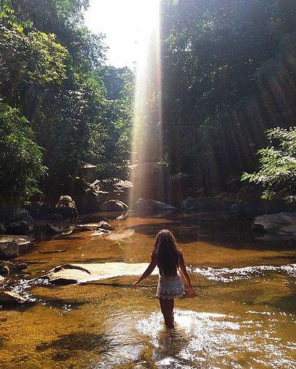 debarracapelomundo   Cachoeira do Prumirim - Ubatuba SP