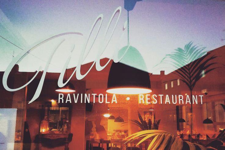 Ravintola Tilli#Kokkola#kaupunginparastaruokaa