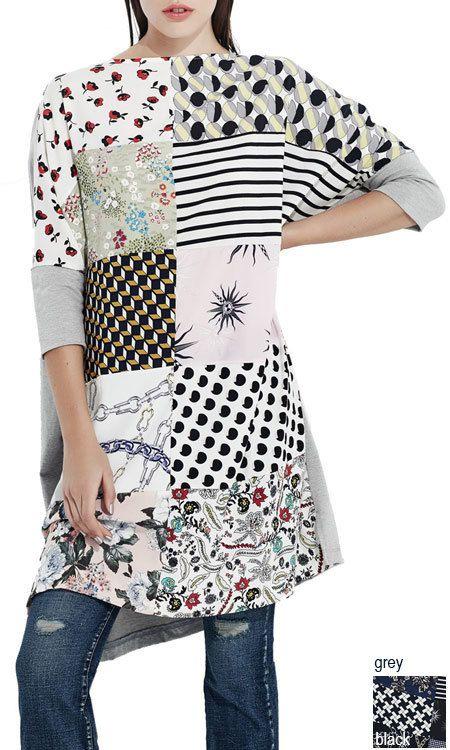 Wash + Square Dress