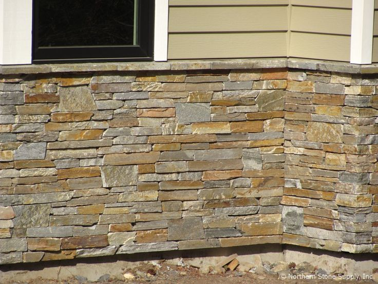 Exterior Stone Walls : Best images about stone exteriors on pinterest