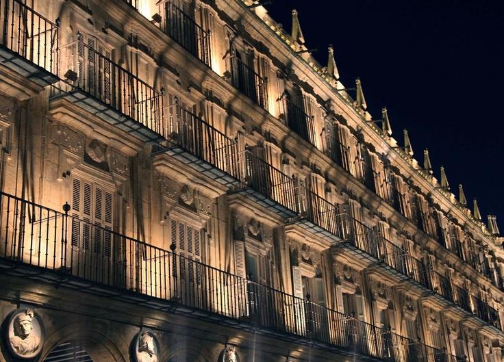 #Salamanca Plaza Mayor