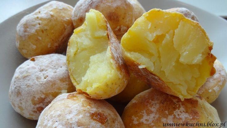 Ziemniaki pieczone- jak z ogniska
