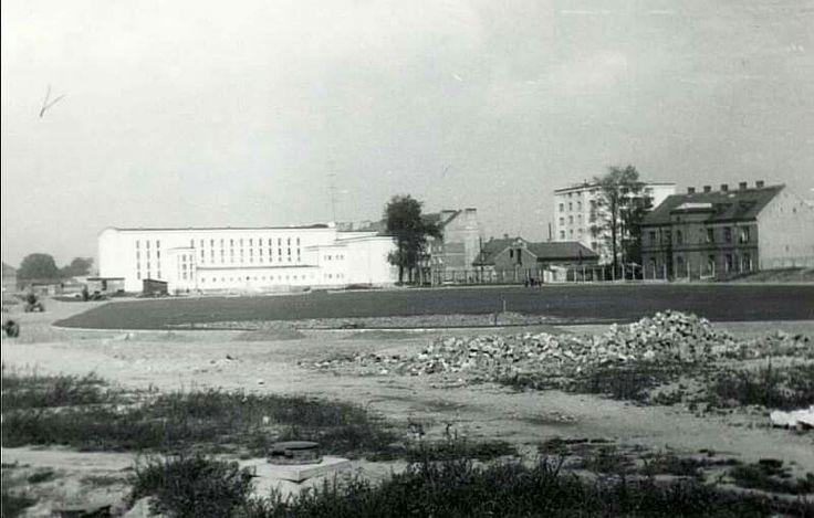 Stadion  Jurowiecka