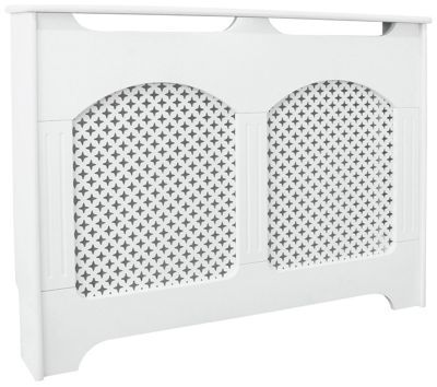 Buy Collection Winterfold Small Radiator Cabinet - White at Argos.co.uk, visit Argos.co.uk to shop online for Heaters and radiators, Radiator covers