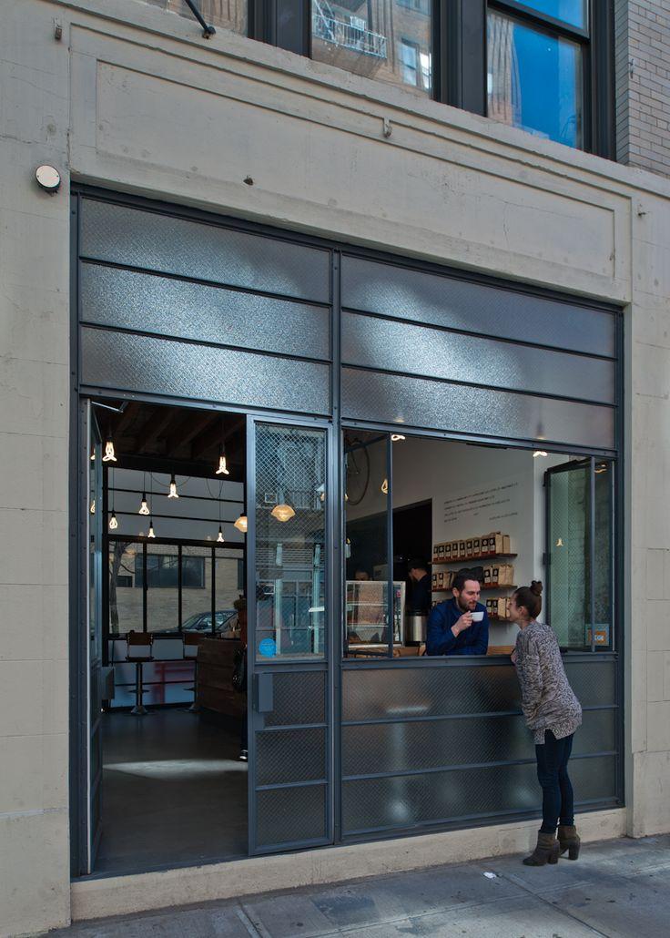 Critall Glazing and Door