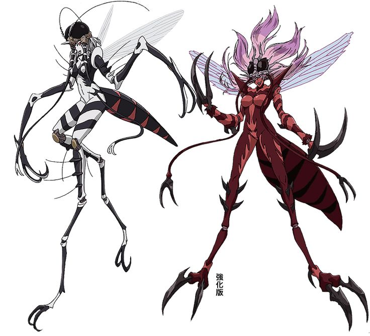 Mosquito Girl
