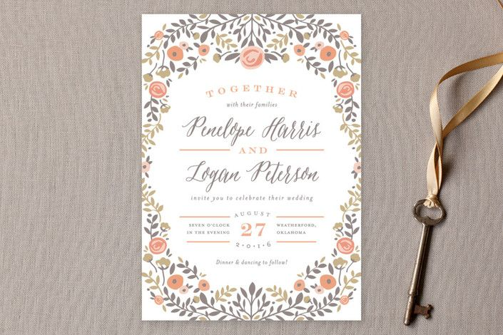 Picture Frame Wedding Invitations: 1000+ Ideas About Framed Wedding Invitations On Pinterest