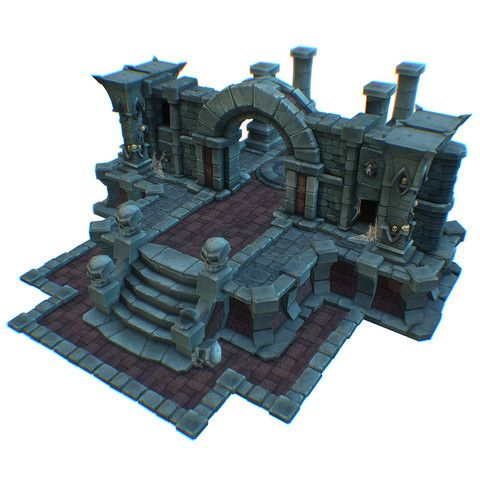 Dungeon Builder Starter Set #sponsored#3D Starter#Builder
