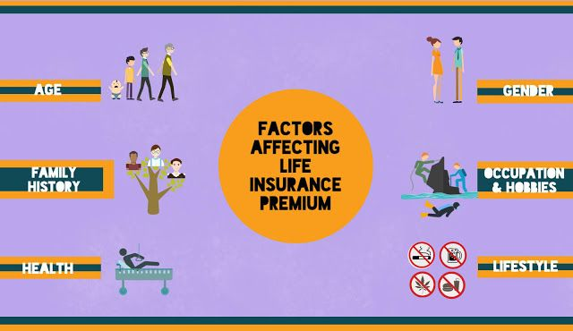 Top 10 Factors Affecting Life Insurance Premium Costs Carinsurance Insurance Healthinsu Life Insurance Premium Life Insurance Quotes Life Insurance Policy