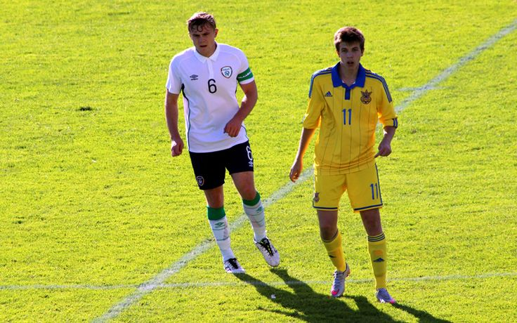 "Irish U19s: Midfielder Georgie Poynton believes the Republic of Ireland Under-19s ""definitely improved"" from last month's friendly with Italy during back-to-back games against the Ukraine at the Markets Field. More: http://www.limerickfc.ie/irish-u19s-poynton-pleased-with-irelands-progress"