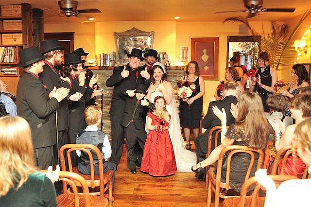 Wedding Vows And Ceremonies That Involved Children In
