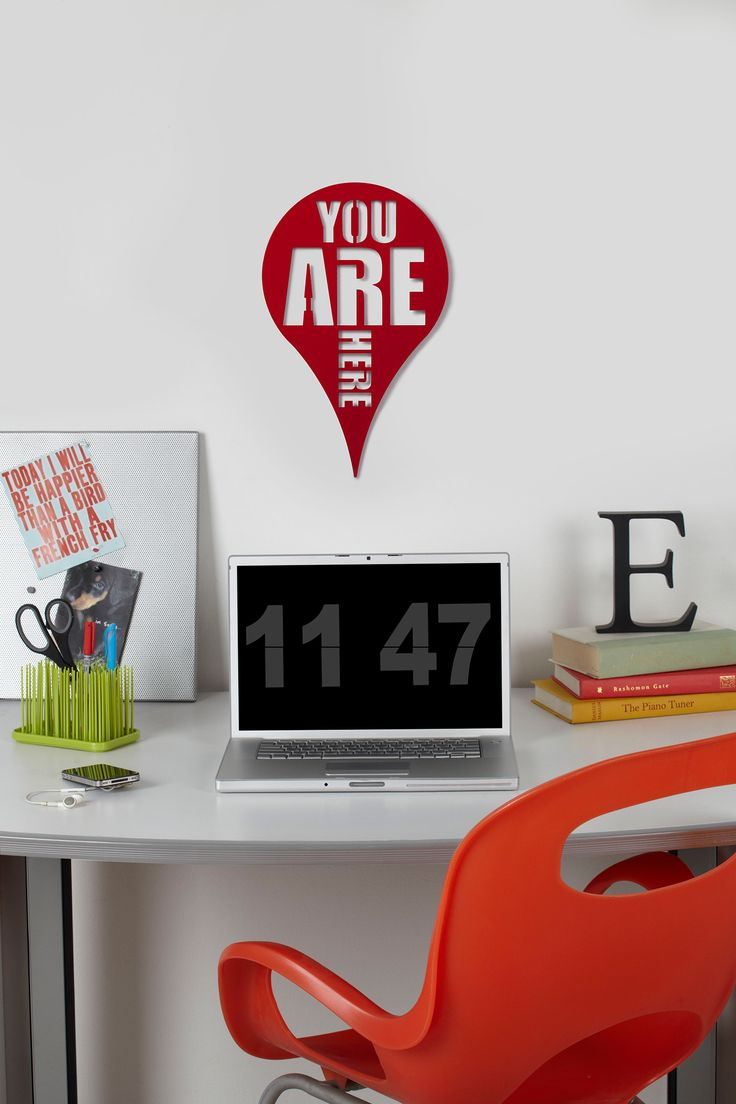 YOU ARE HERE by Tommy Hawes