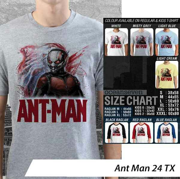 Ant Man 24 TX