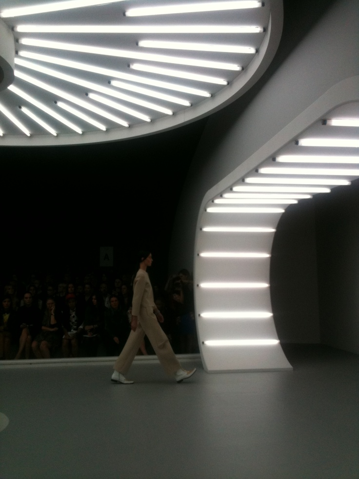 Day Four: Venue of the day: Topshop show space