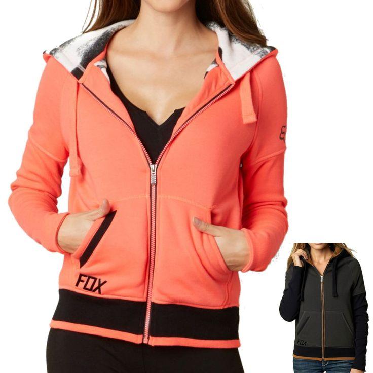 Fox hoodies for women