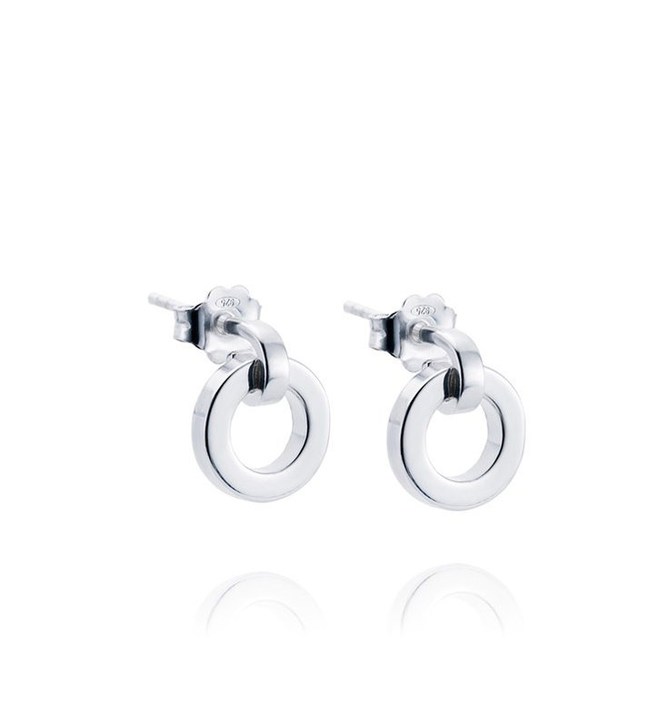 Efva Attling - the ring earrings