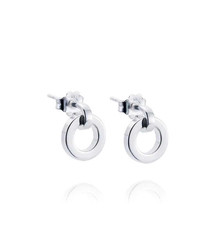 Efva Attling - the ring earrings