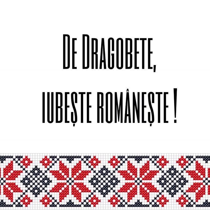 De Dragobete, iubeste romaneste! #dragobete #24februarie #handmadebydanidanciu