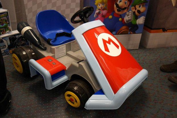 Life-Size Super Mario Kart