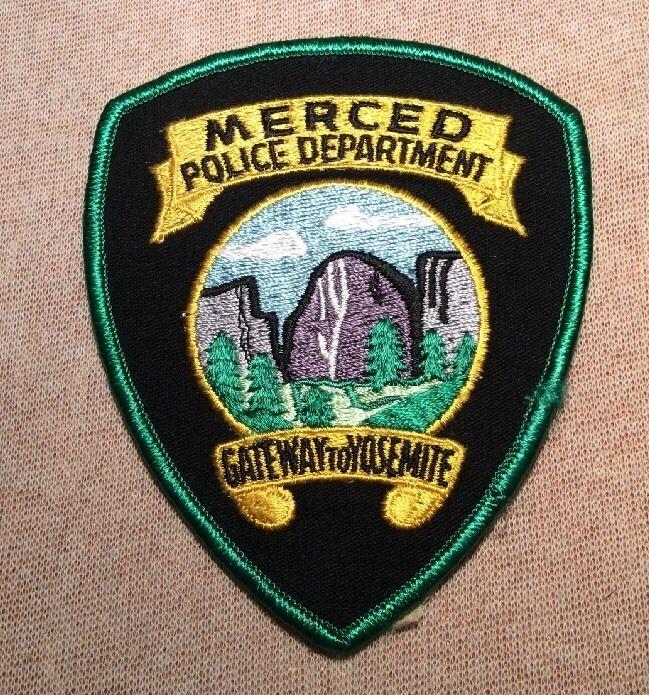 CA Merced California Police Patch • $7.96 - PicClick