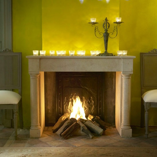 15 best images about idee n voor het huis on pinterest romantic shabby chic cottage and country for Huis open haard mantel