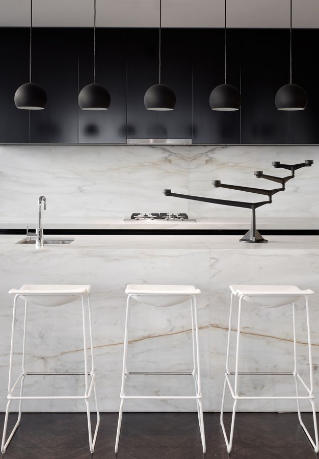 47 best modern design kitchen two islands images for Interior design 07760