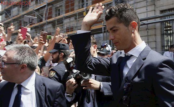 Ronaldo w opałach. Za podatki i Wyspy Dziewicze