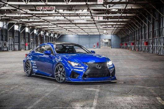 SEMA plays host to a trio of tuned Lexus coupes