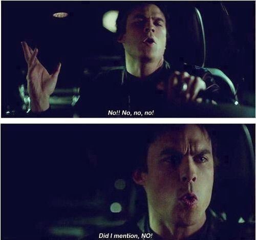 Ian Somerhalder as Damon Salvator