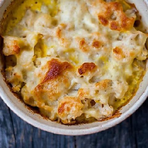 Rakott csirke karfiollal Recept képpel - Mindmegette.hu - Receptek