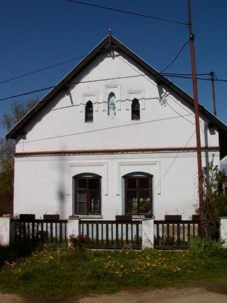 Oleška, CZ:  Marriage place for Frantisek Klein and Maria Divisova, 7 Jan 1867. Baptism place of Frantisek Klein, born 1828