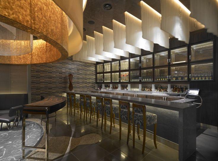 90 best Bar Lighting & Ceiling Designs images on Pinterest ...