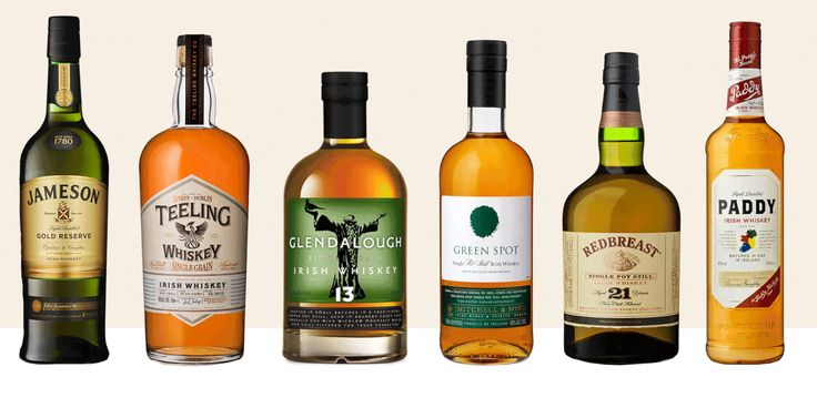 From crisp and light to bold and complex, we've found an Irish whiskey to suit your palate.