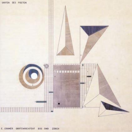 Garten des Poeten | Ernst Cramer