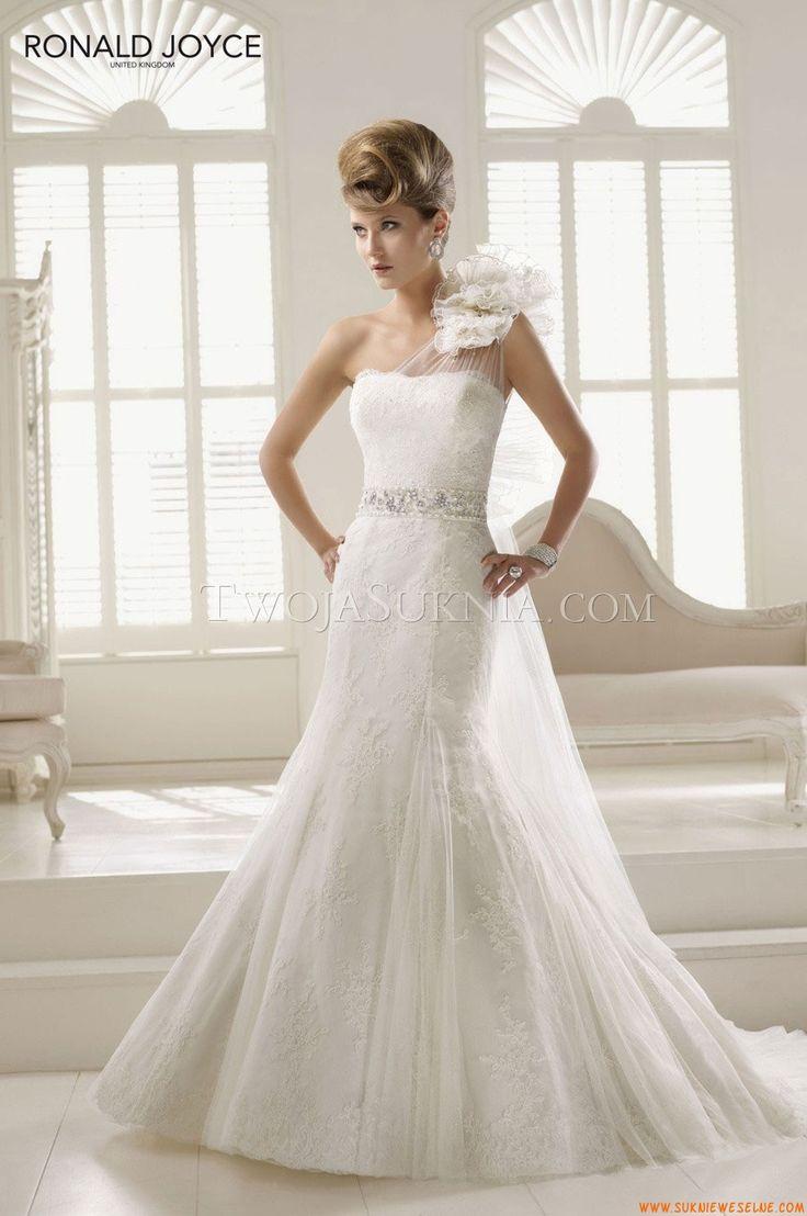 Suknia ślubna Ronald Joyce Pamela 2013