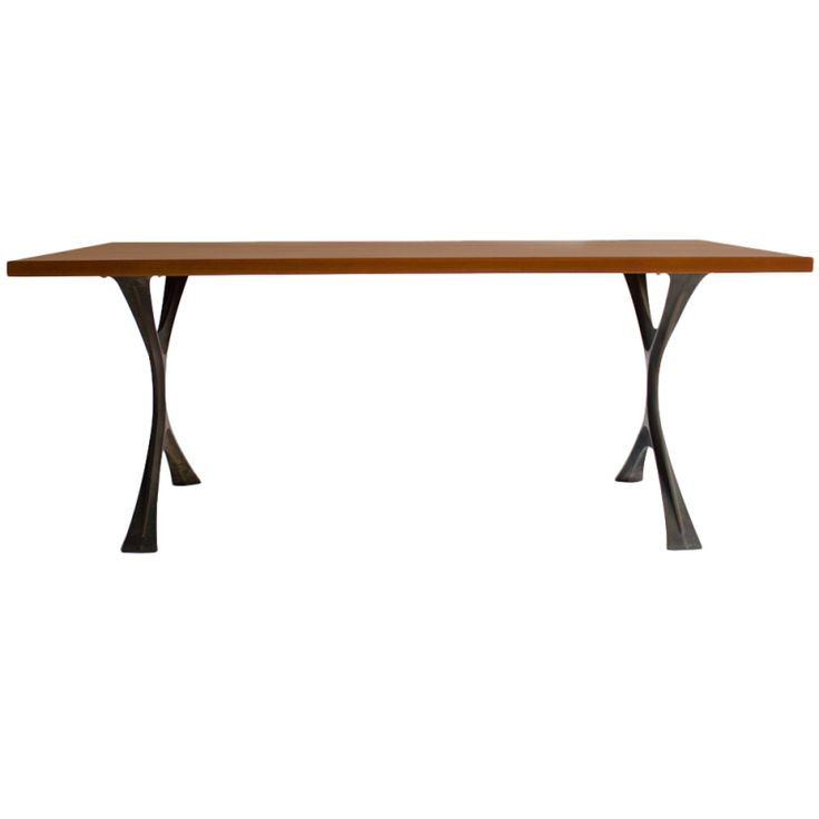 George Nelson Bronze Series Teak Coffee Table for Herman Miller | From a unique collection of antique and modern coffee and cocktail tables at http://www.1stdibs.com/furniture/tables/coffee-tables-cocktail-tables/