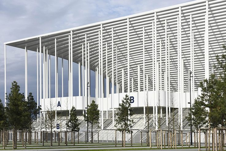 herzog & de meuron inaugurates the new bordeaux stadium