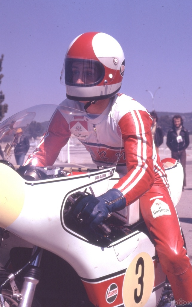 Jarno Saarinen - Grand Prix de France Le Castellet, 22 April 1973