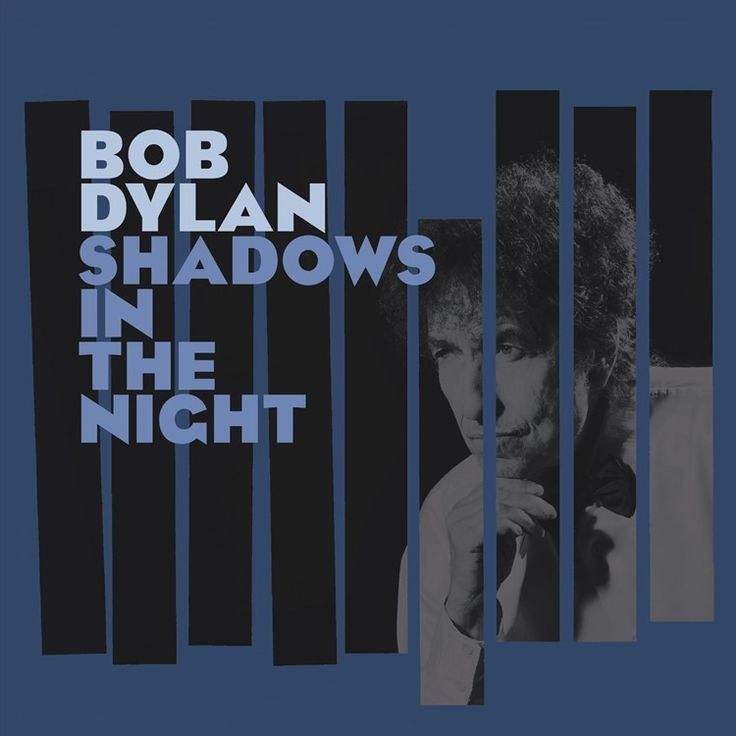 Bob Dylan - Shadows In The Night on Limited Edition 180g LP + CD