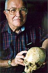 Dr. Bill Bass, anthropologist & founder of The Body Farm (University of Tennessee Anthropological Research Facility)