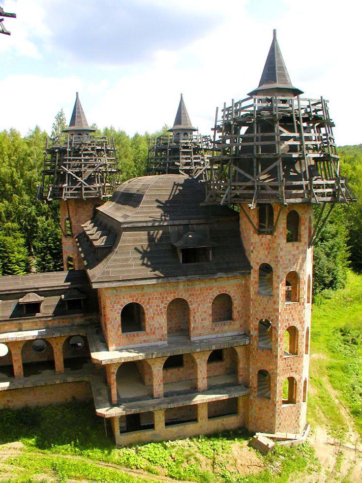 Łapalice - najnowszy zamek w Europie. - Strona prywatna Marzeny i Czarka