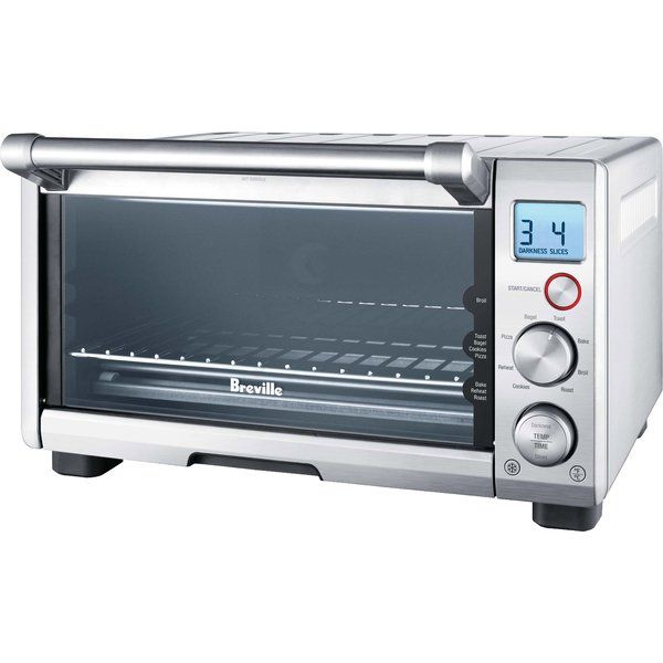 Breville The Compact Smart Oven Toaster Oven Smart Oven