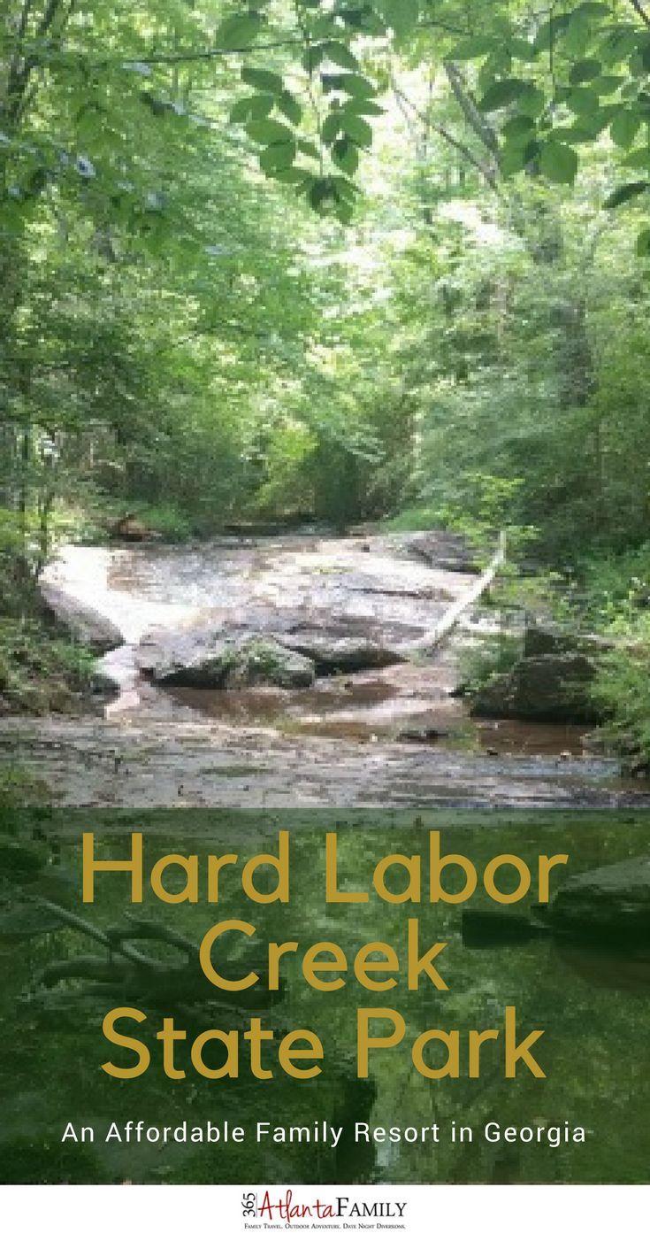 Hard Labor Creek State Park An Affordable Family Resort Family Resorts State Parks New York State Parks