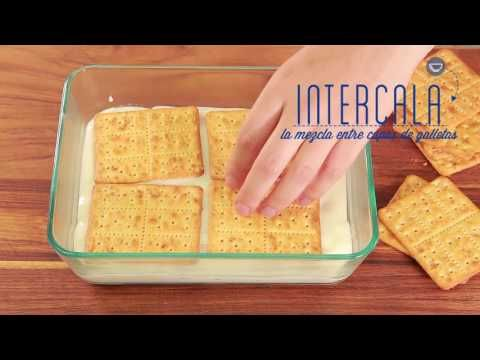 Postre Napoleón - YouTube