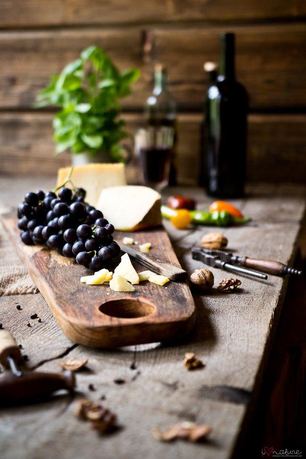 food & wood: