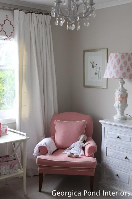 GEORGICA POND INTERIORS - our home, baby nursery